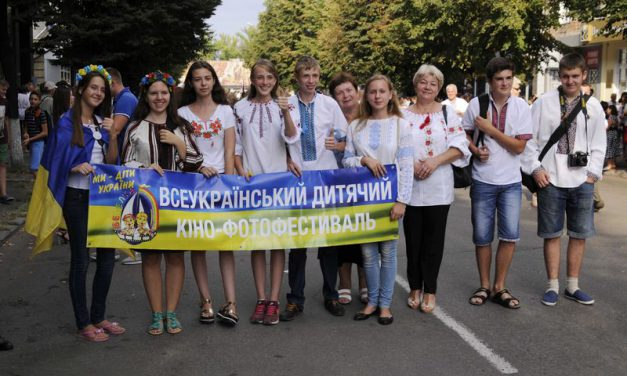 Одночасно у двох Всеукраїнських заходах перемогла Дитячо-юнацька телестудія «Грані»