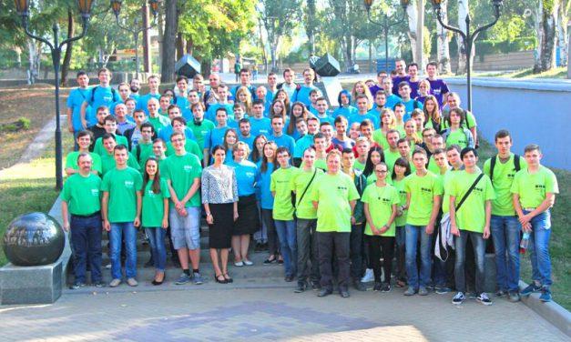 У Запорізькому національному університеті відбувся II етап Всеукраїнської олімпіади з програмування в Південному регіоні