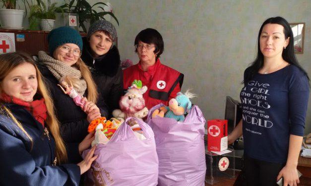 Юнь Новомиколаївського району у волонтерському русі