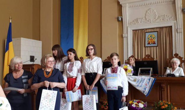 Відзнаки міжнародного конкурсу союзу українок – у Запорізькому Січовому