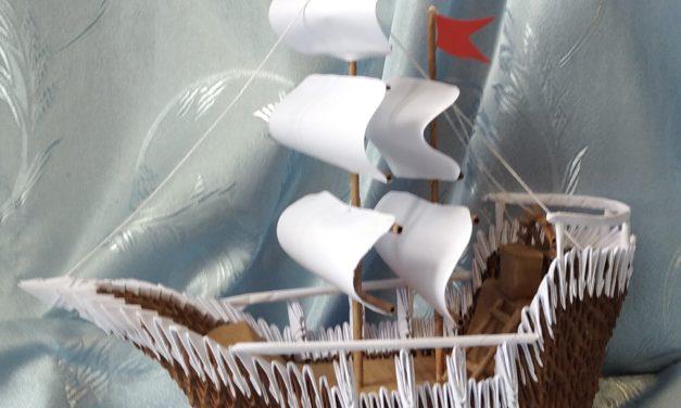 Вітаємо учасників обласного заочного конкурсу-виставки «Світ оригамі»