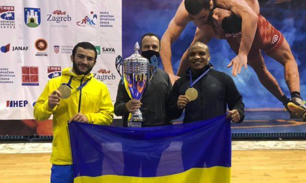 Кращий студент-спортсмен Запорізької області розпочав рік із золотої медалі