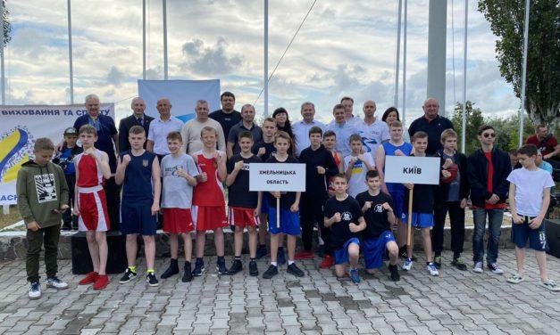 У Запорізькій області розіграли медалі України з боксу серед учнів