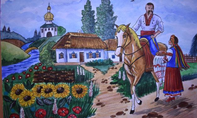 Вітаємо учасників обласного конкурсу-виставки дитячого малюнка «Шляхами мужності славетних козаків»
