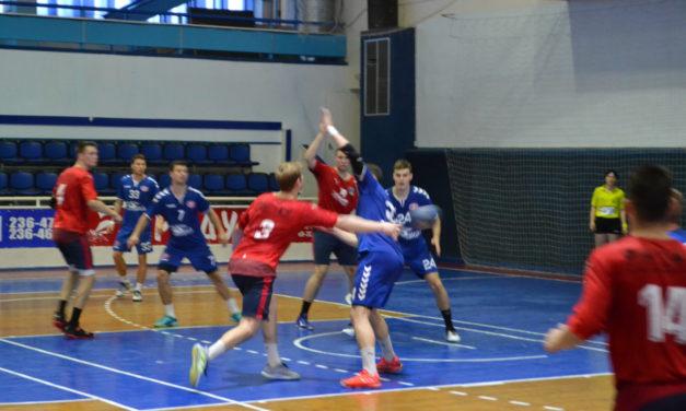 Команда НУ «Запорізька політехніка» стала переможцем XVI літньої Універсіади України з гандболу